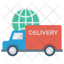 International Delivery Global Icon