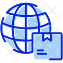 International Delivery Icon