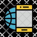Device Globe World Icon