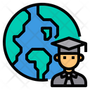 World Global Student Icon