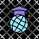 International Education International Global Icon