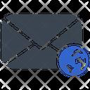 Email Globe International Icon