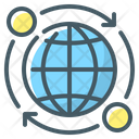 International finance Icon