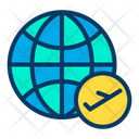 International Flight Icon