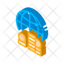 Worldwide Money Payment Icon