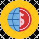 International investment Icon
