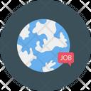 Job Online Global Icon
