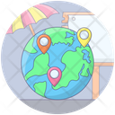 International Location Icon