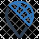 International Location Icon