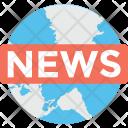 International Media News Icon