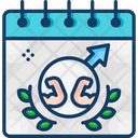 International Mens Day Day Event Icon