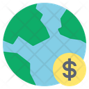 World Coin Superior Icon