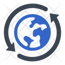 Business Global World Icon