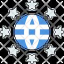 Global Networkv International Network Global Network Icon