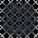 Web Internet Network Icon