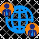 Offshore Globe Job Icon