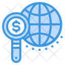 Business Global Opportunity Icon