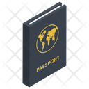 International Passport Icon