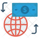 Dollar Cash World Icon