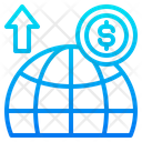Global Money Finance Icon