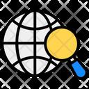 International Search Icon