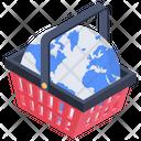 International Shopping Icon