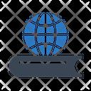Global Education School Icon