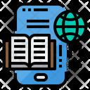 Smartphone Global World Icon