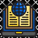 International Study E Book Global Icon