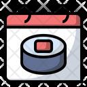 International Sushi Day Icon
