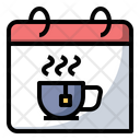 International tea day Icon