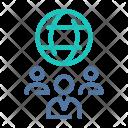 International Team Icon