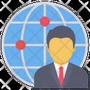 Global World Social Icon