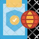 Worldwide Warranty Protection Icon