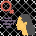 International Womens Day Icon