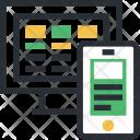 Internet Mobile Display Icon