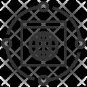Internet Connection Web Icon
