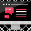 Internet Online Web Icon