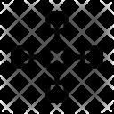 Internet Social Network Icon