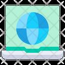 Internet Online Network Icon