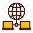 Internet Connection Computer Connection Icon