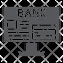 Internet Banking Finance Icon