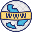 Internet Web Www Icon