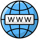 Www World Wide Web Internet Icon
