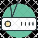 Internet Modem Device Icon