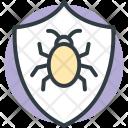Internet Shield Bug Icon