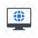 Global Browser Online Icon