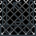 Internet Modem Router Icon
