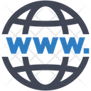 Internet World Wide Web Browser Icon