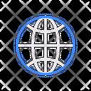 Global Internet World Icon